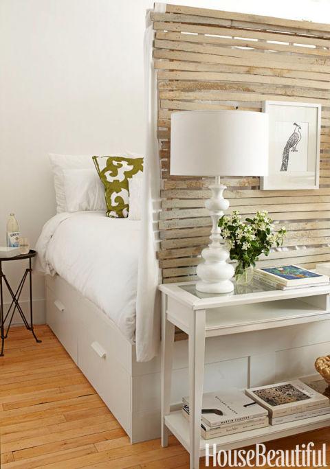 غرف نوم صغيرة المساحة 2