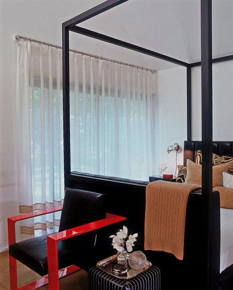 غرف نوم صغيرة المساحة 4