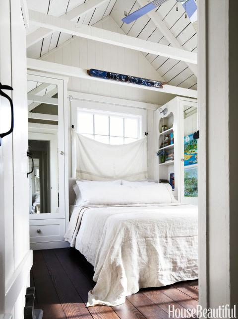 غرف نوم صغيرة المساحة 8