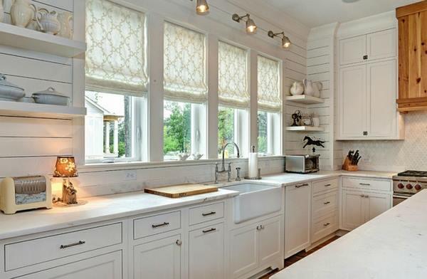 وحدات انارة بسيطة لمطبخك