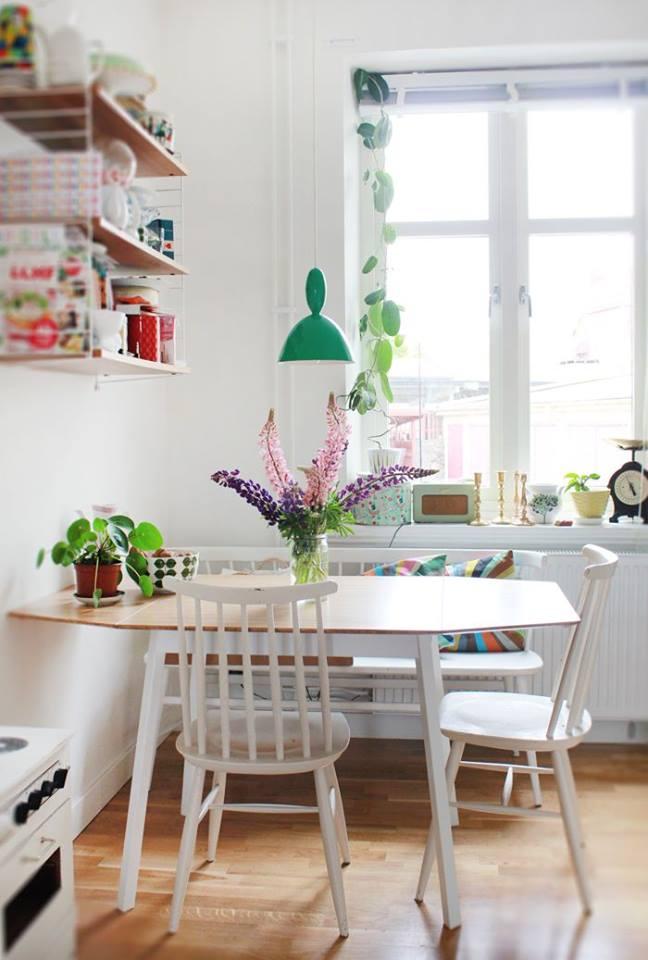 تشكيلة طاولات طعام صغيرة لمطبخك