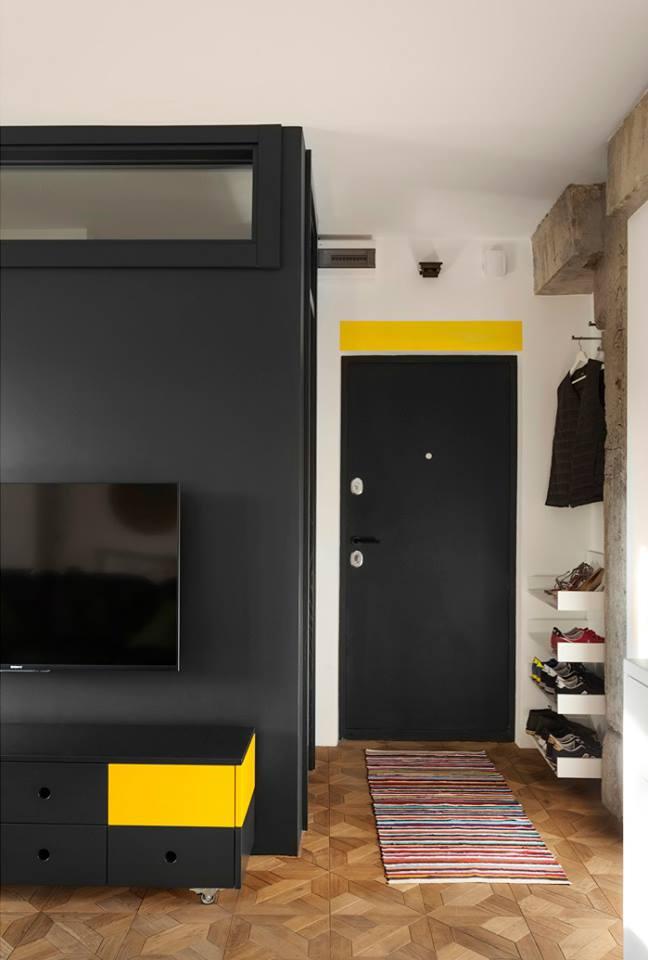 تصاميم منازل صغيرة من الداخل