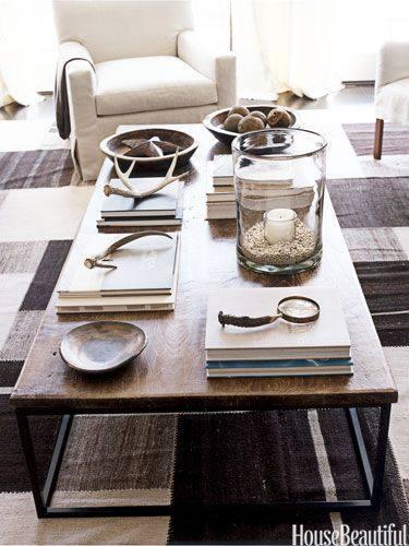 تنسيق طاولات وسط