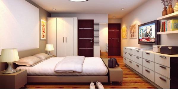 أفكار ترتيب غرفة النوم