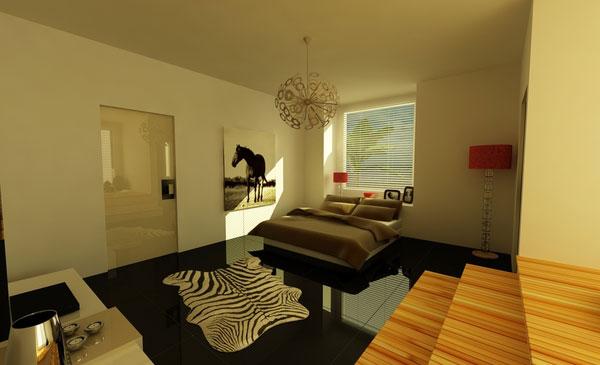 اثاث غرف نوم مودرن كاملة