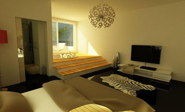 اثاث غرف نوم مودرن كاملة 2