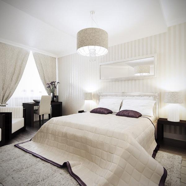 اجمل غرفة نوم مودرن كاملة