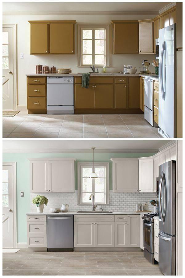 افكار لتجليد المطبخ