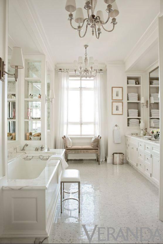 افكار لتزيين الحمام 1