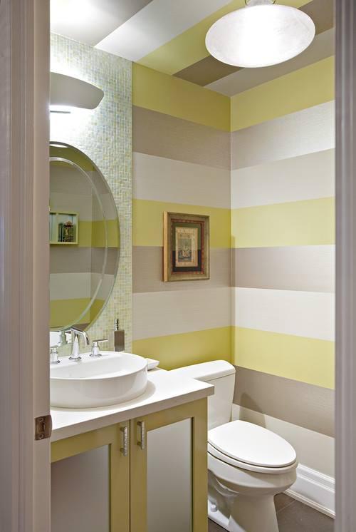 افكار لتزيين الحمام 3