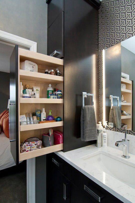 افكار لتزيين الحمام 4