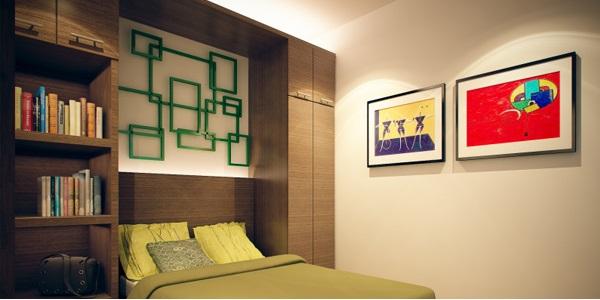 ترتيب غرفة النوم 7