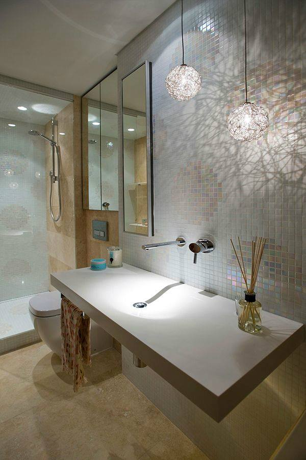 تصاميم حمامات حديثة 10