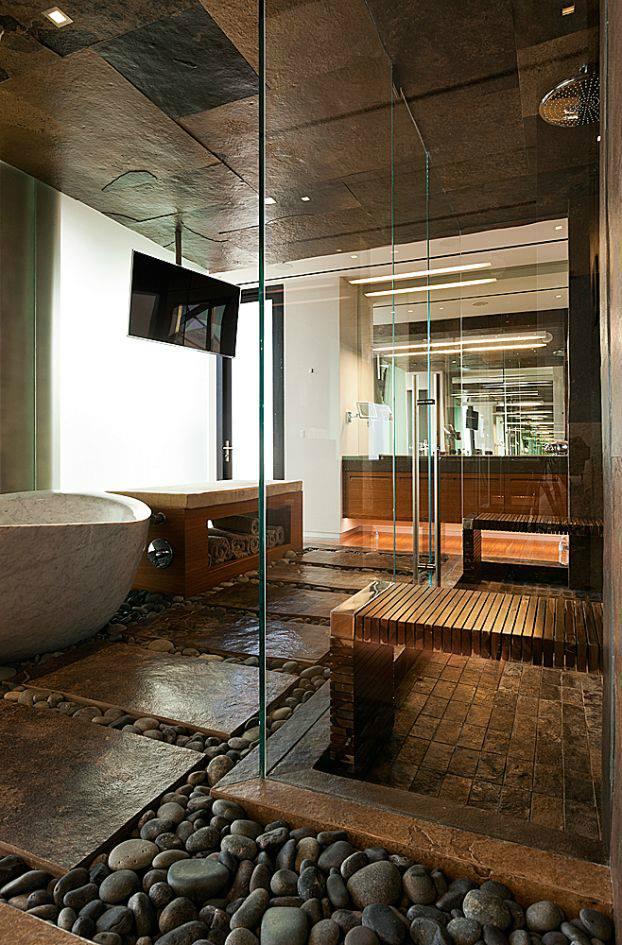تصاميم حمامات حديثة 11