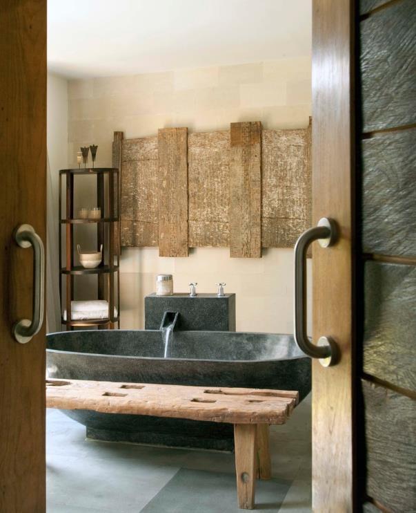 تصاميم حمامات حديثة 12