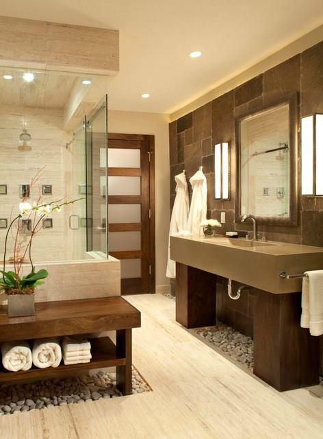 تصاميم حمامات حديثة 2