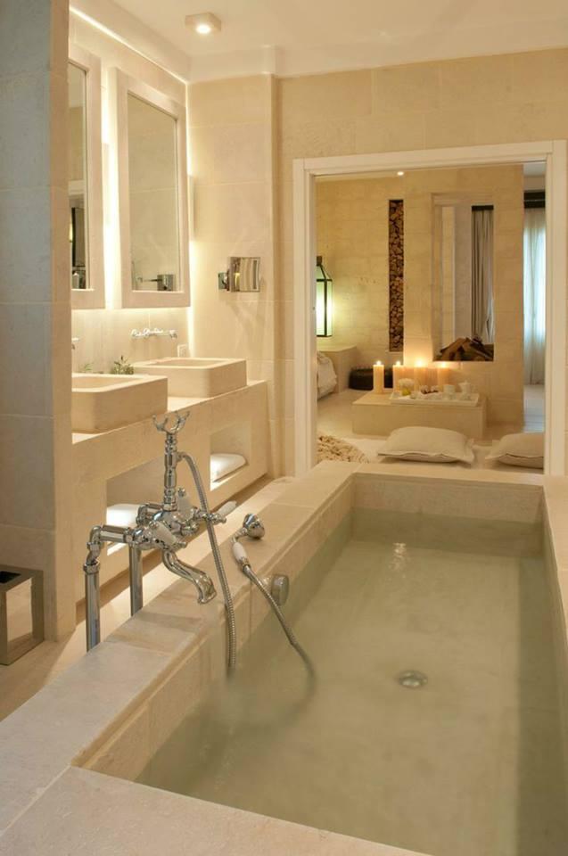 تصاميم حمامات حديثة 4