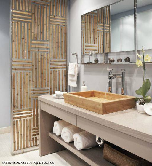 تصاميم حمامات حديثة 7
