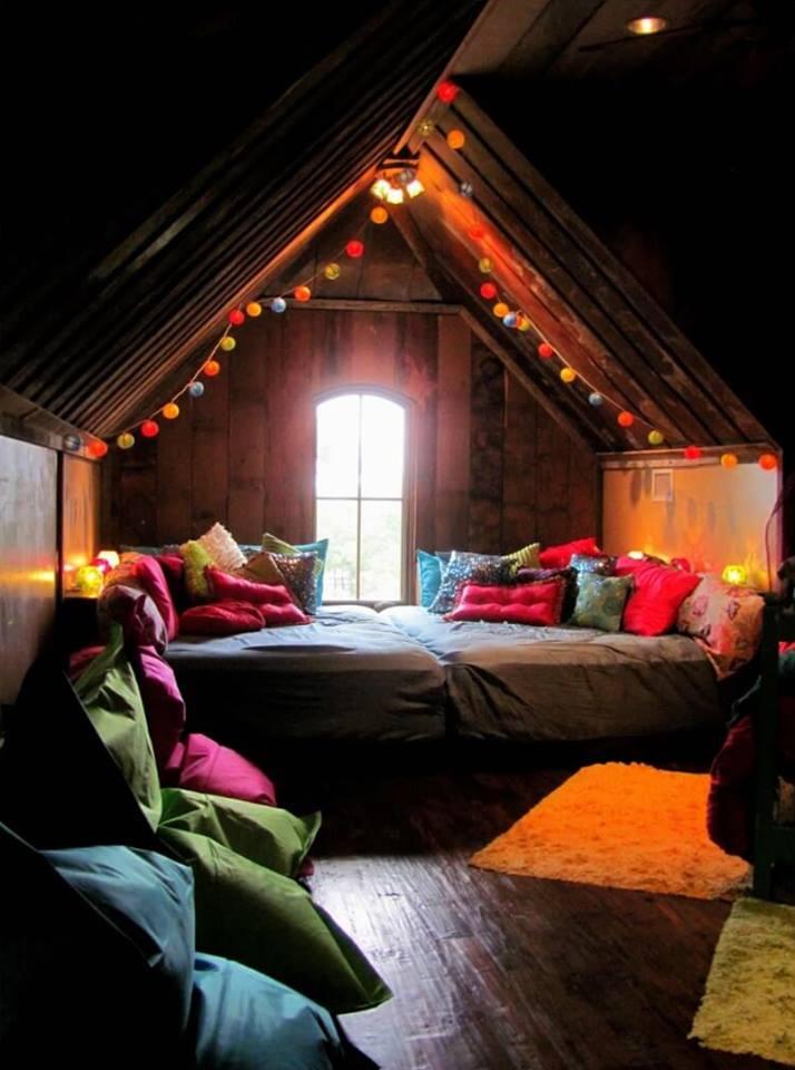 تصميم انارة غرف النوم