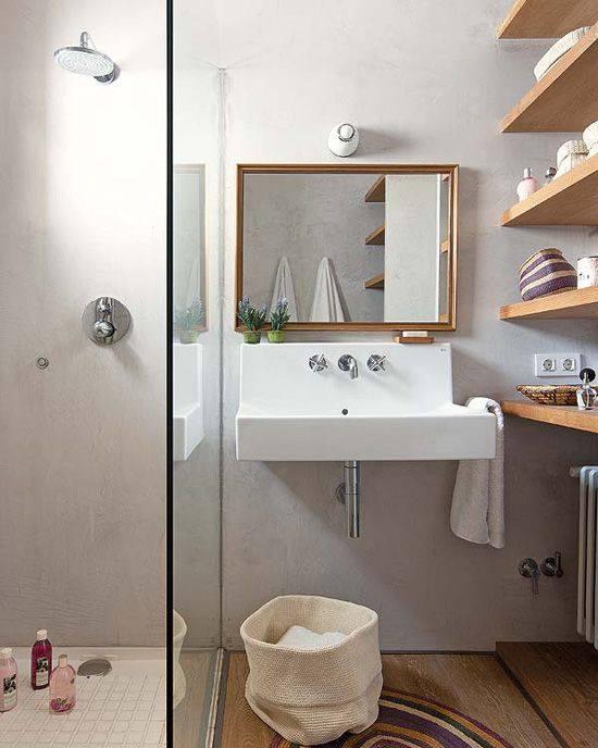 تصميم حمامات صغيره 10