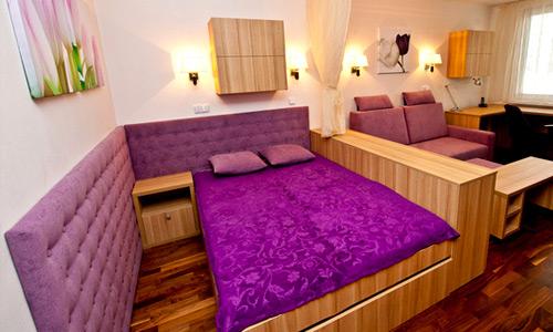 ديكورات غرف نوم صغيرة 8