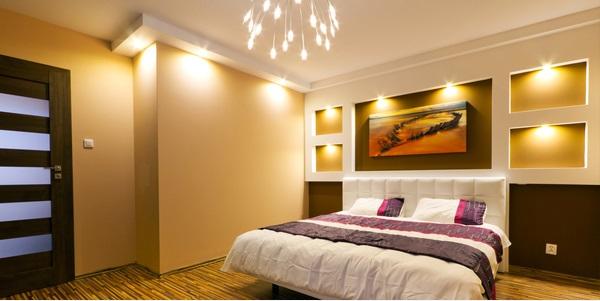 ديكور غرف نوم صغيرة 4