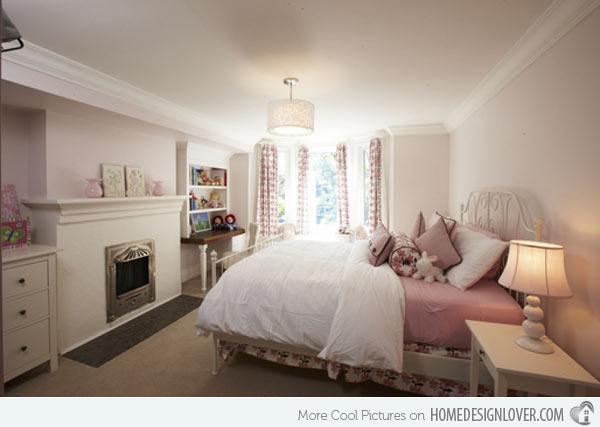 غرفة نوم عصرية للبنات