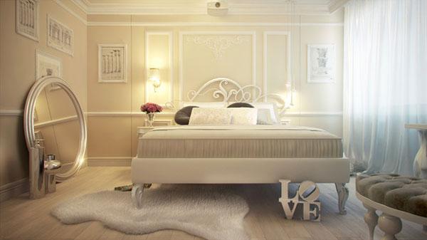 غرف نوم عصرية كاملة