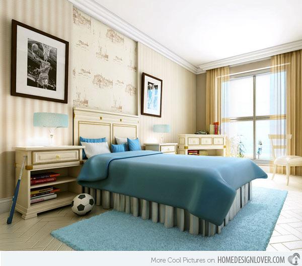 غرف نوم للاولاد 7
