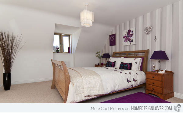 غرف نوم للبنات صغيرة الحجم