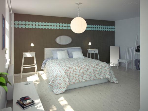 غرف نوم مودرن كاملة , 16 غرفة نوم مريحة مصممة من أجل راحتك   عرب ديكور