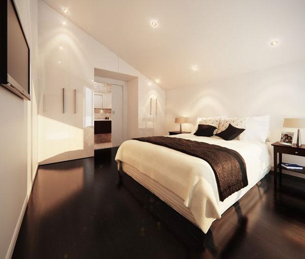 غرف نوم مودرن كاملة 7