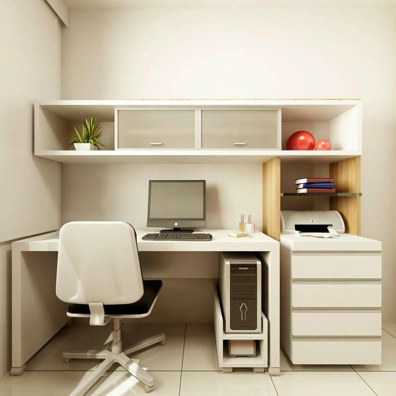 غرف لمكتب منزلي