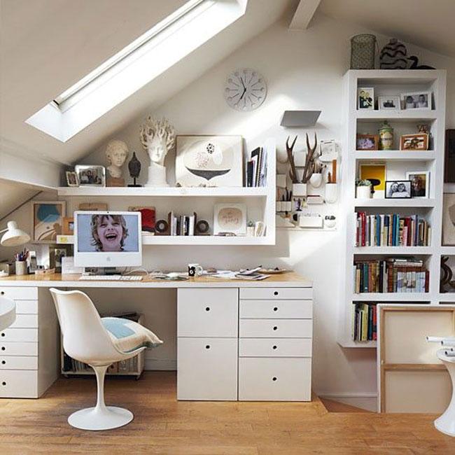 غرف مكتب منزلي