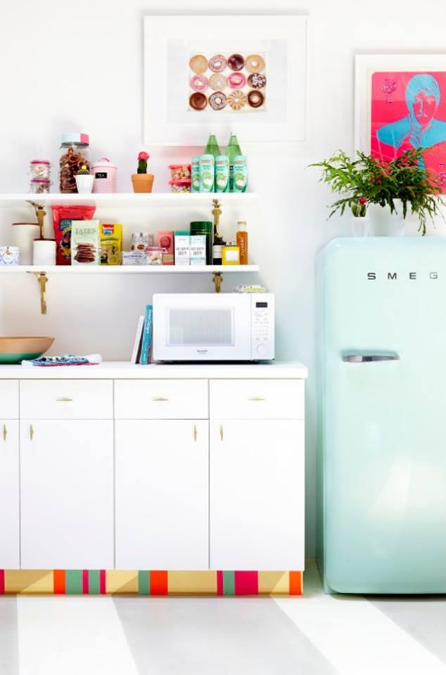 تجليد الخزائن للمطبخ