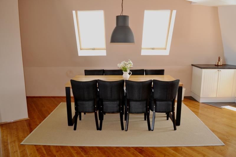 ديكورات بيوت غرفة طعام