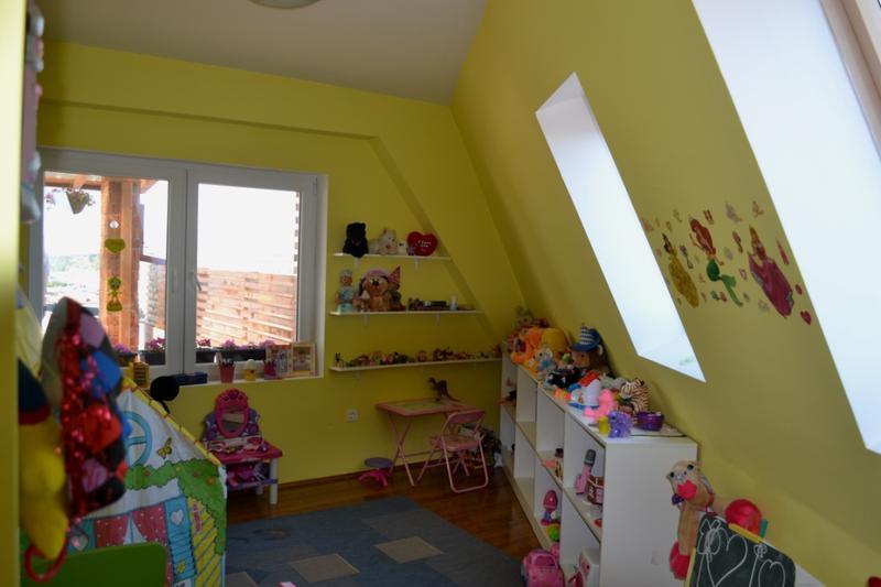 غرفة اللعب للبيت