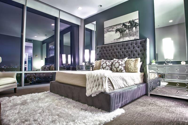 مرايا غرف نوم