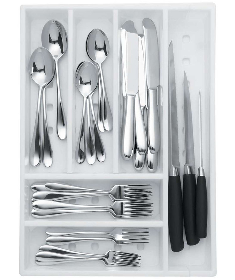 افكار لترتيب اواني المطبخ بالصور