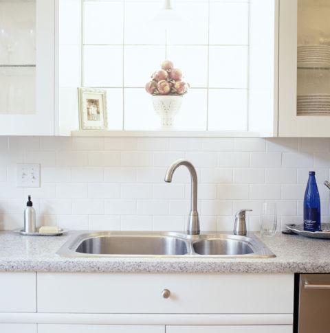 أفكار لترتيب المطبخ الصغير
