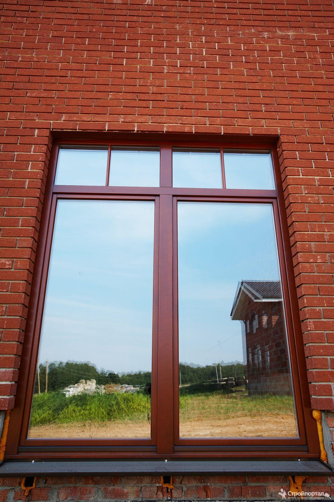 نوافذ منازل