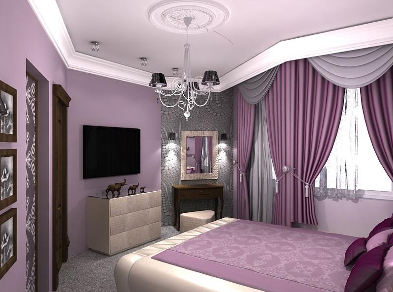 تصميم غرفة نوم صغيرة