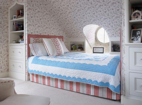 تصميم غرف نوم صغيرة