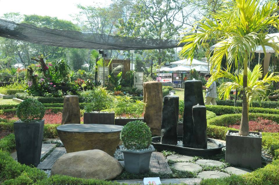 تنسيق حدائق فلل
