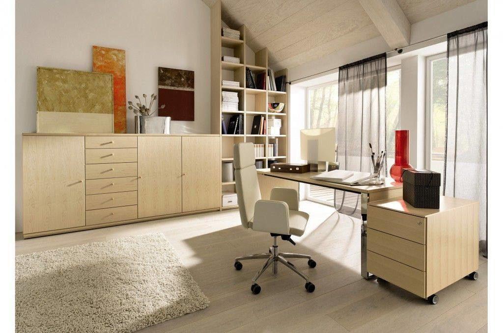 أثاث المكتب المنزلي
