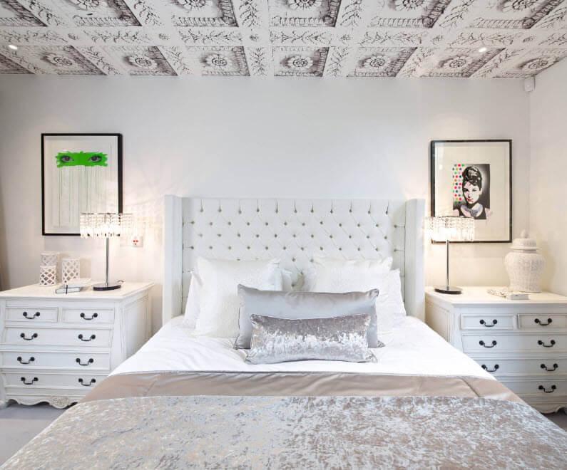 أسقف اوض النوم