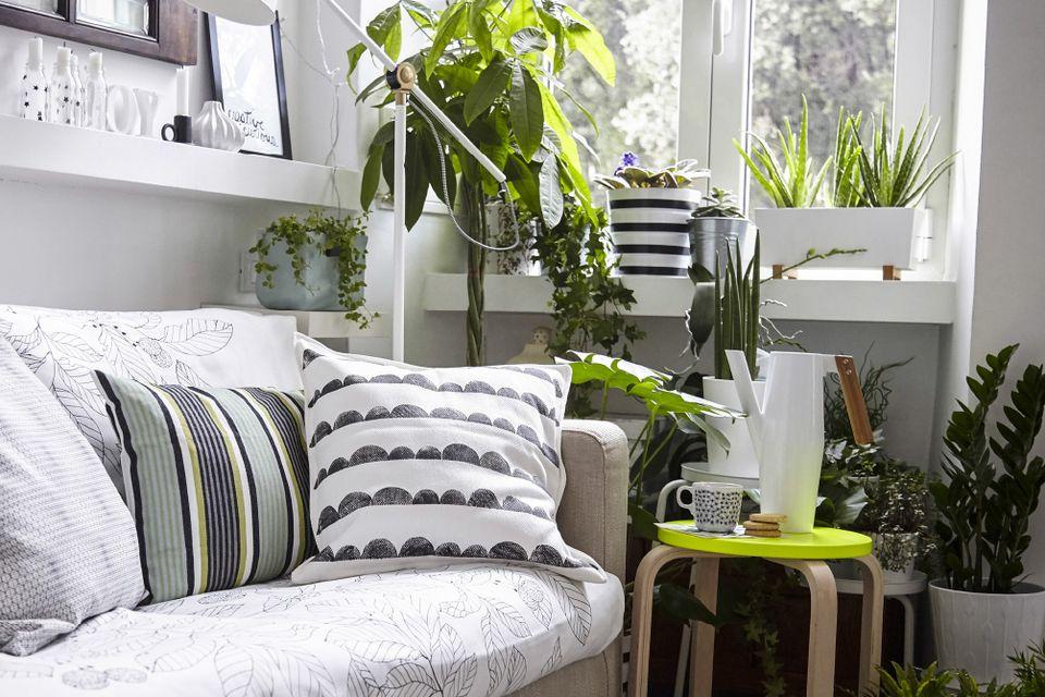 افكار بسيطة لتزيين زوايا المنزل