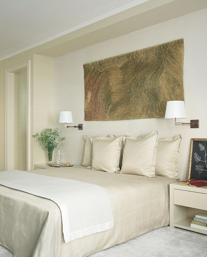 ارضيات اسمنتية لغرف النوم