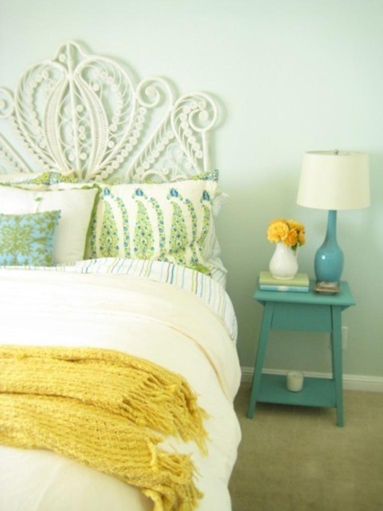 الوان غرف نوم للعرسان