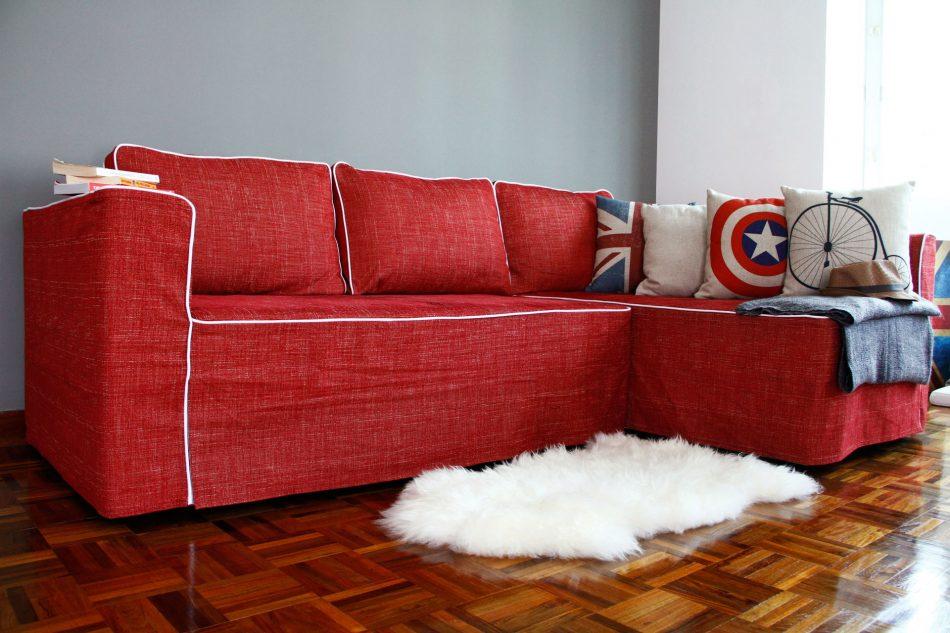 افكار لتجديد المنزل (الأنابيب المختلفة للمقاعد )